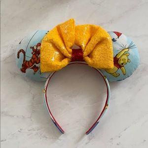 Winnie The Pooh Custom Minnie Ears!